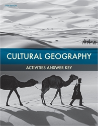 Cultural Geography - Student Activities Teacher Edition (July 2021)