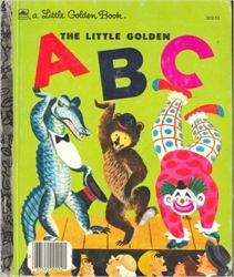 The Little Golden ABC