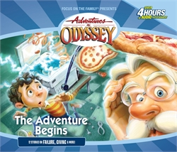 Adventures in Odyssey Volume 1
