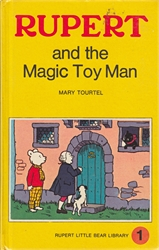 Rupert and the Magic Toy Man