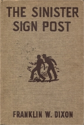 Hardy Boys #15: Sinister Sign Post