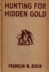Hardy Boys #05: Hunting for Hidden Gold