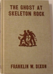Hardy Boys #37: Ghost at Skeleton Rock