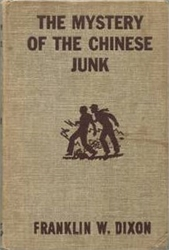 Hardy Boys #39: Mystery of the Chinese Junk