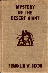 Hardy Boys #40: Mystery of the Desert Giant