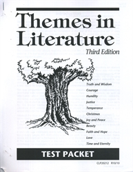 Themes in Literature - Test Packet (old)