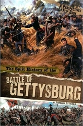 Split History of the Battle of Gettysburg Union/Confederate