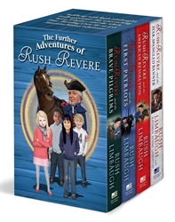 Further Adventures of Rush Revere - boxed set
