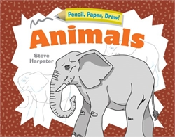 Pencil, Pater, Draw! Animals