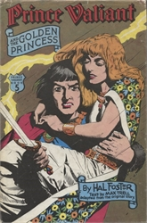 Prince Valiant and the Golden Princess - Book 5