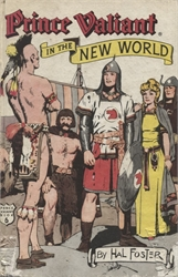 Prince Valiant In the New World - Book 6