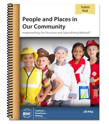 People and Places in Our Community - Student Book