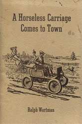 Horseless Carriage Comes to Town