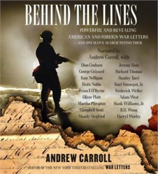 Behind the Lines - CD abridged audio book