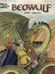 Beowulf - Coloring Book