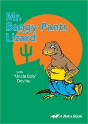 Mr. Baggy-Pants Lizard - Audio CD
