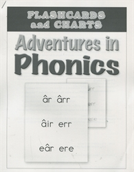 Adventures in Phonics - Flashcards and Charts