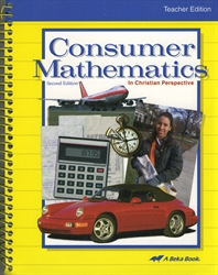 Consumer Mathematics - Teacher Edition