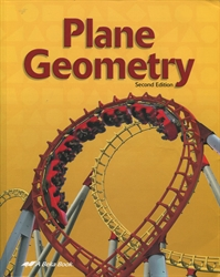 Plane Geometry - Student Text