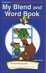My Blend and Word Book (old)