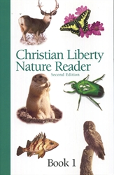 Christian Liberty Nature Reader Book 1 (old)