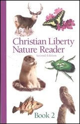 Christian Liberty Nature Reader Book 2 (old)