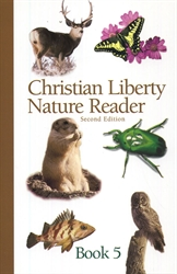 Christian Liberty Nature Reader Book 5 (old)