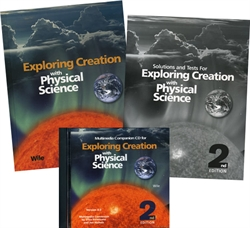 Apologia: Exploring Creation With Physical Science - Home School Kit