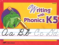 Writing With Phonics K5 - Cursive (old)