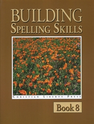 Building Spelling Skills Book 8 (old)