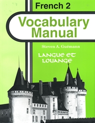 French 2 - Vocabulary Manual