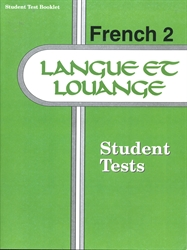 French 2 - Test Book