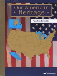 Our American Heritage - Map Skills Key (really old)