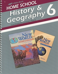 New World History & Geography - Curriculum/Lesson Plans (old)