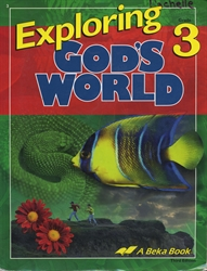 Exploring God's World - Worktext (old)