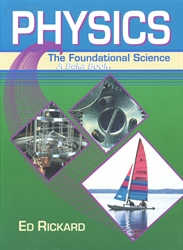 Physics: Foundational Science - Student Text (old)