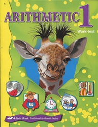 Arithmetic 1 - Worktext (old)