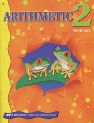 Arithmetic 2 - Worktext (old)