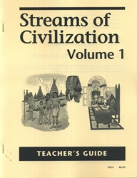 Streams of Civilization Volume One - Teacher Manual (old)