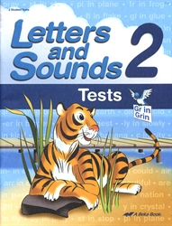 Letters and Sounds 2 - Test Book