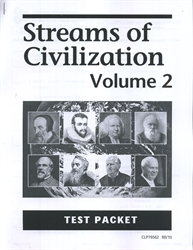 Streams of Civilization Volume Two - Tests (old)
