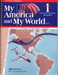 My America and My World - Teacher Edition (old)