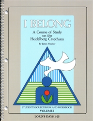 I Belong Volume 1 - Student Workbook