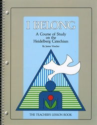 I Belong - Teacher's Lesson Book