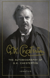 Autobiography of G. K. Chesterton