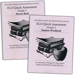 ELO Quick Assessment Grade 2 - Set