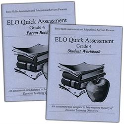 ELO Quick Assessment Grade 4 - Set