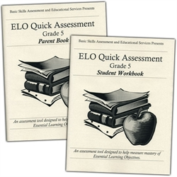 ELO Quick Assessment Grade 5 - Set