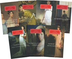 Jane Austen Hardcover Collection