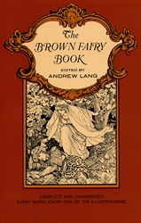 Brown Fairy Book